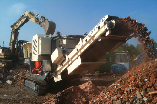 Portable Cement Mills : Mobile concrete crushers in new braunsfuls crushing and